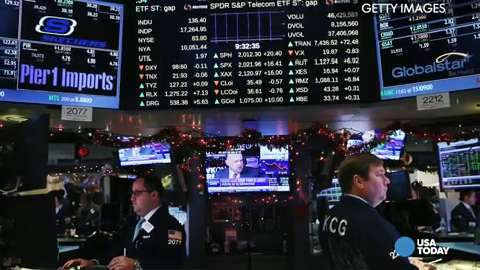 Major markets down for beginning of 2016