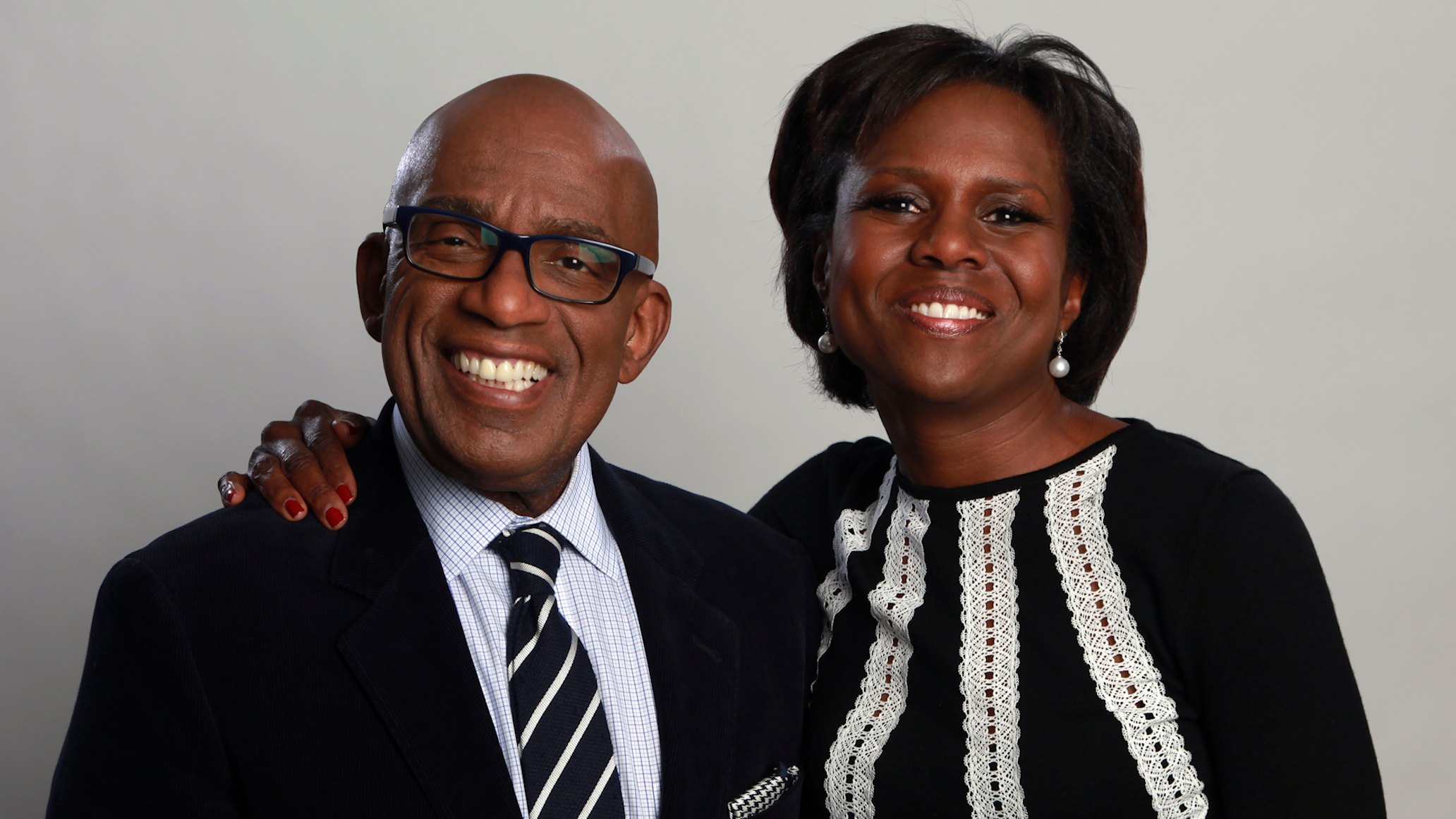 "Authors of the new book ""Been There, Done That,"" husband and wife Al Roker and Deborah Roberts open up about the key to their 20-year marriage."