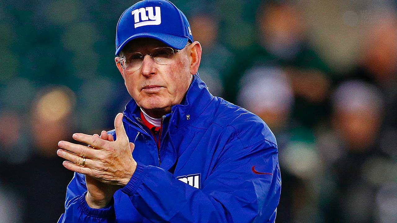 Tom Coughlin out as New York Giants head coach