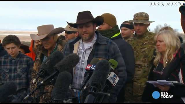 Oregon militia: We tried legal action before takeover