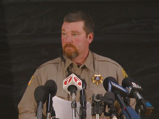 Sheriff to armed militia: Go home