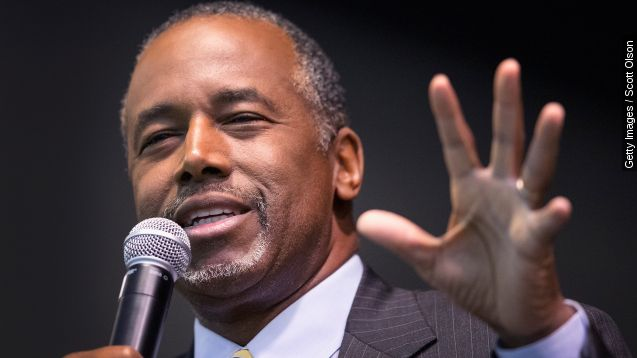 Woman confronts Ben Carson: 'Do you think I chose to be gay?'