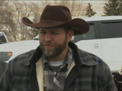 Occupying rancher: 'We're not about force'