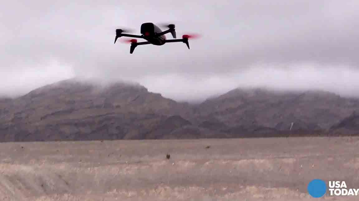 Drone Rodeo shows off the latest tech