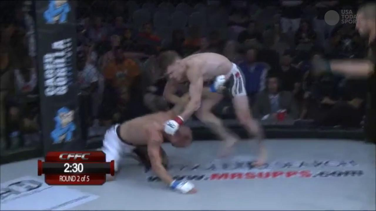 GFL Highlight: Paul Felder vs. Craig Johnson – August 2014