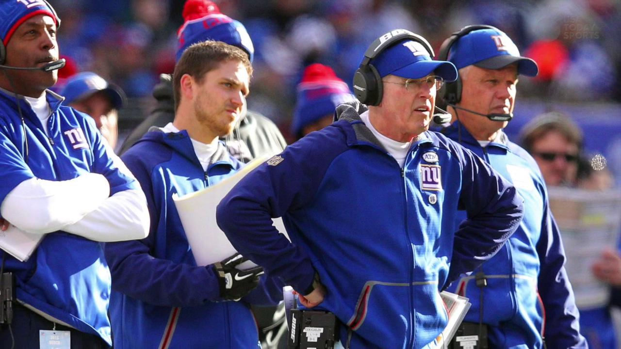 NFL Daily Blitz: What's next for Coughlin, Giants?
