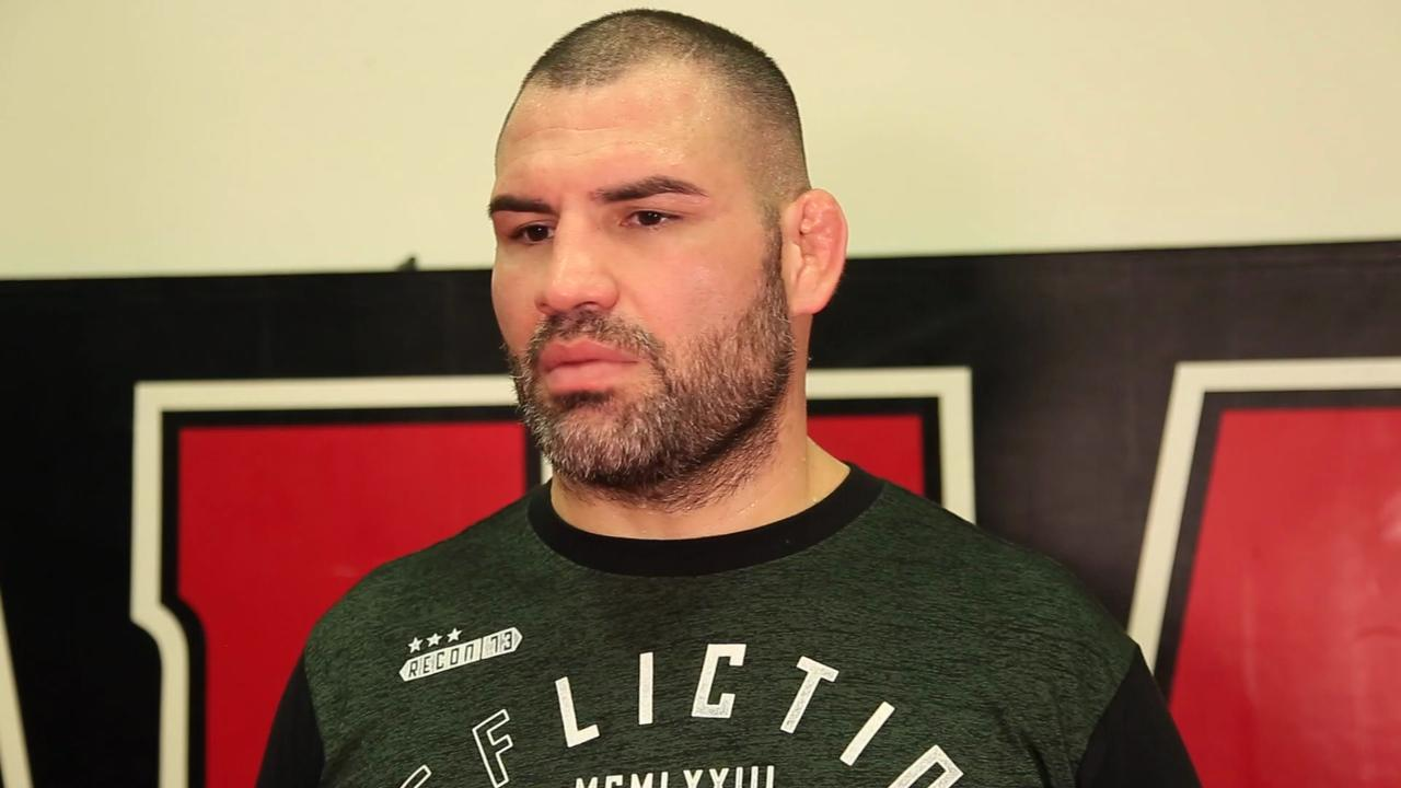 Cain Velasquez reflects on what went wrong in title loss to Werdum