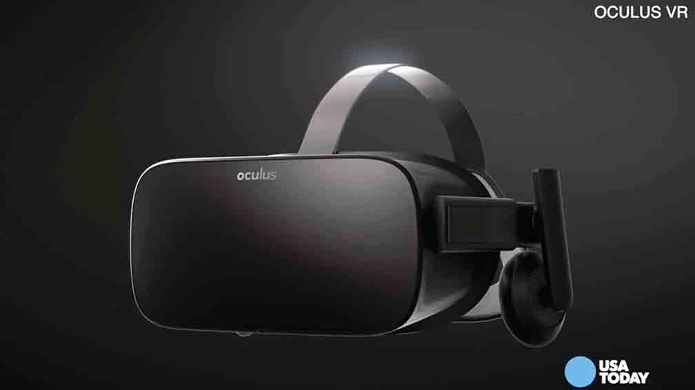 Oculus CEO Brendan Irbe talks to USA TODAY's Ed Baig about the overwhelming number of pre-orders for Rift and what keeps him up at night.