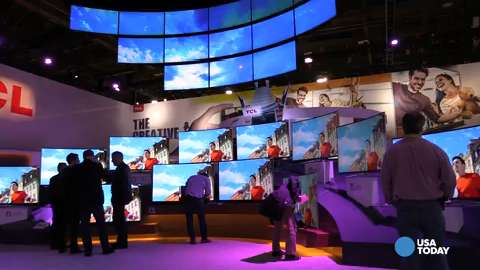 Truly awesome TVs at CES 2016