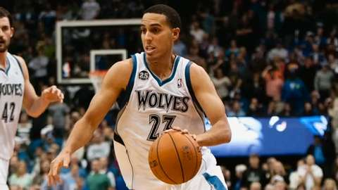 Kevin Martin may be on the move