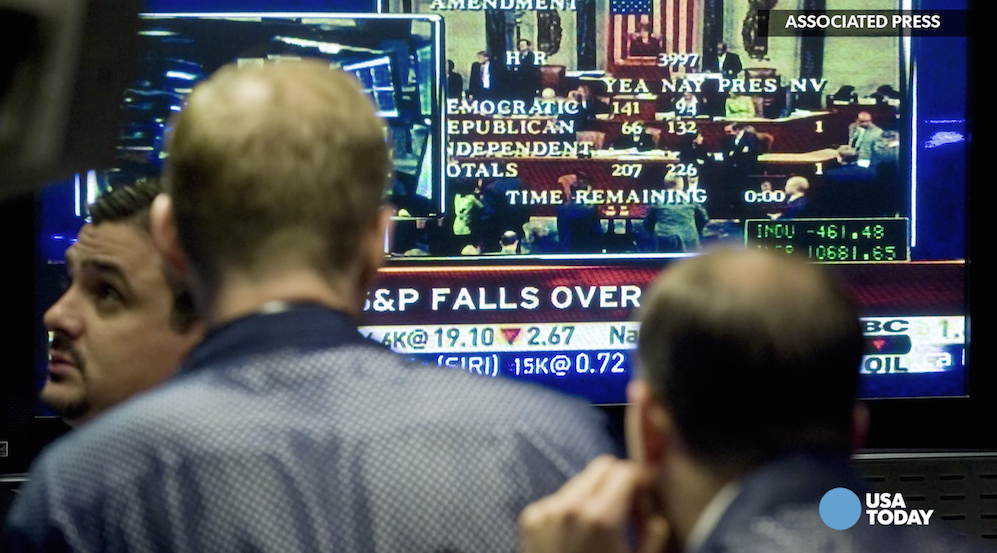 Stocks are off to a rocky start in 2016 and people are fearing the worst - a repeat of the 2008 financial crisis.  Is it too soon to worry? David Craig with America's Markets.