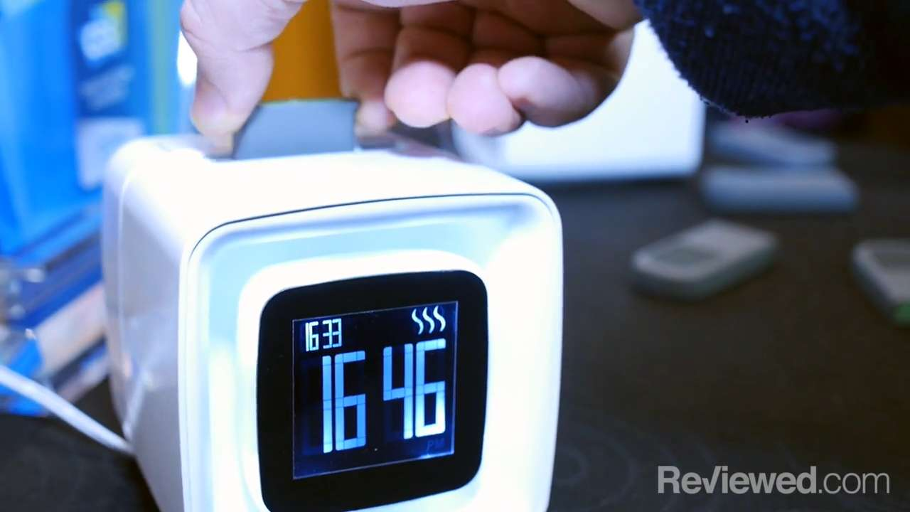 Smells like wake-up time with this new alarm clock unveiled at CES