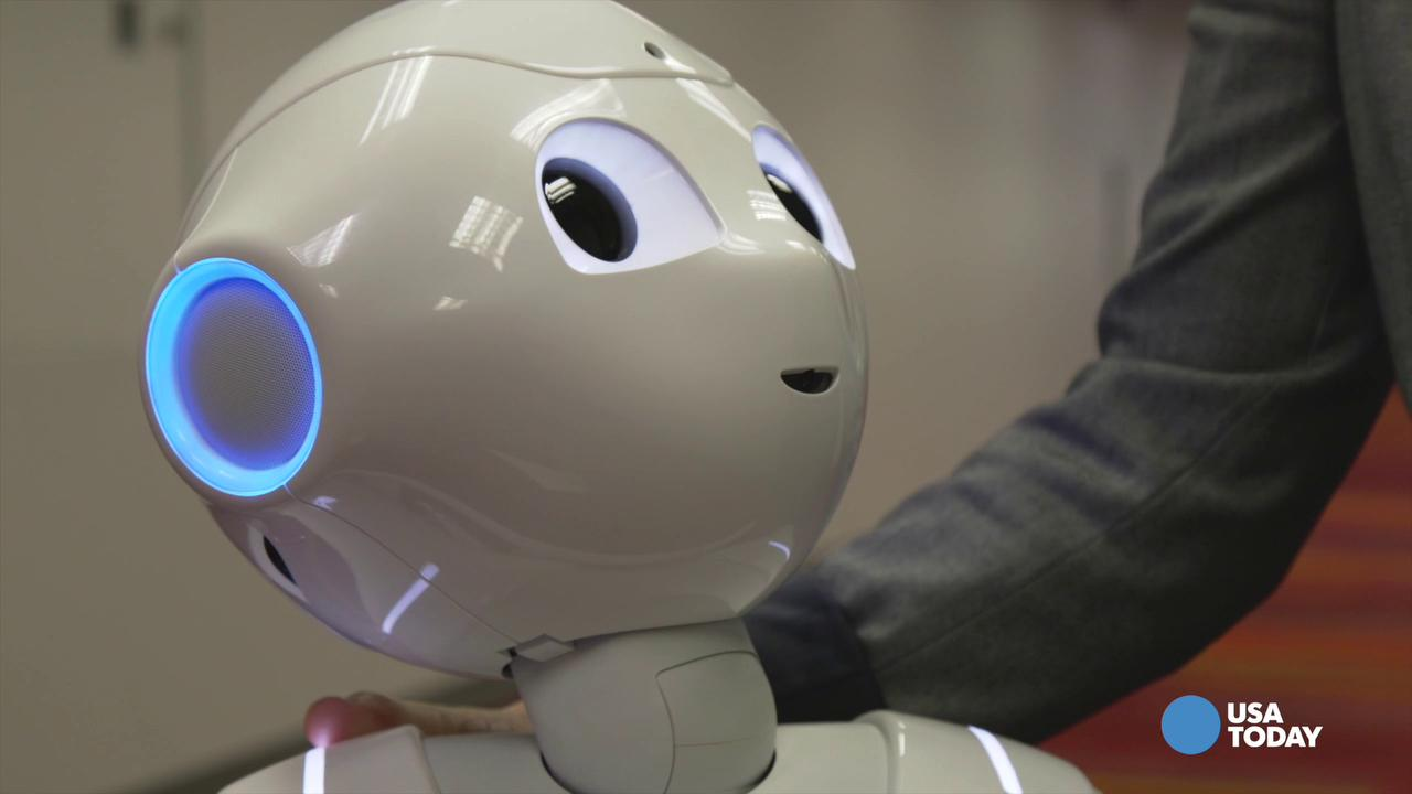 Move over Jetsons, get your personal robot at CES 2016