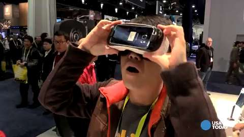360 video experience is the talk of CES 2016