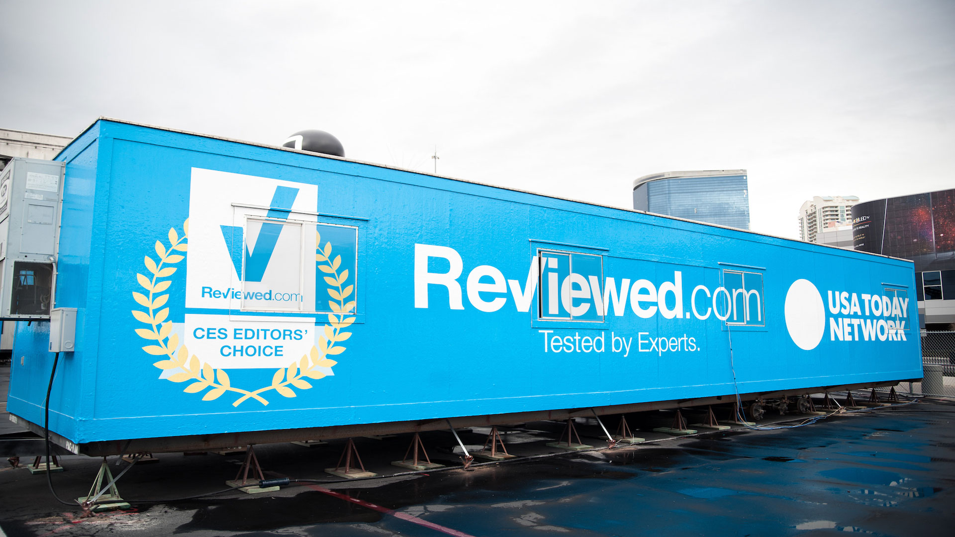 To see all of our CES Editors' Choice award winners, head over to Reviewed.com.