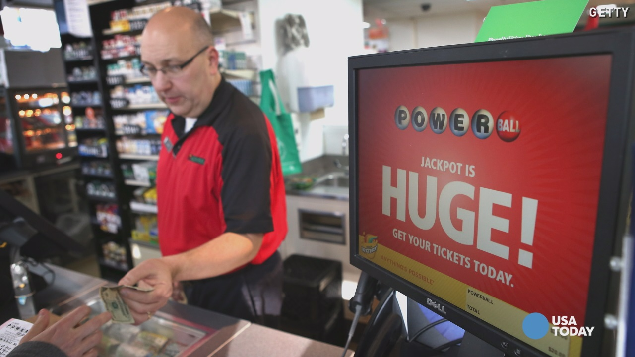 Powerball jackpot balloons to $1.3 billion