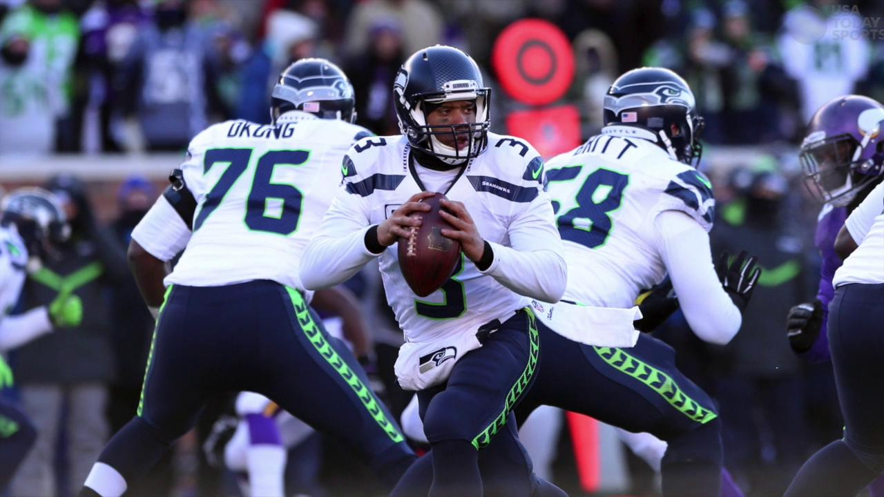 Missed kick makes for dramatic Seahawks' win