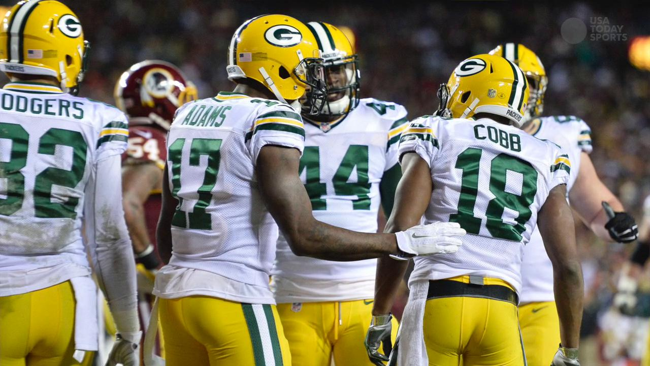 Green Bay beats Washington in wild-card showdown