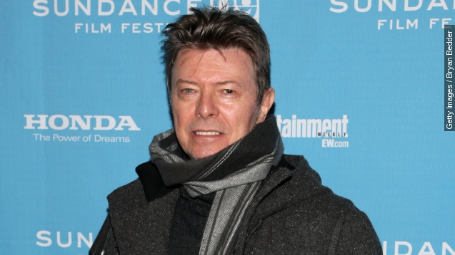Legendary singer-songwriter David Bowie dead at 69