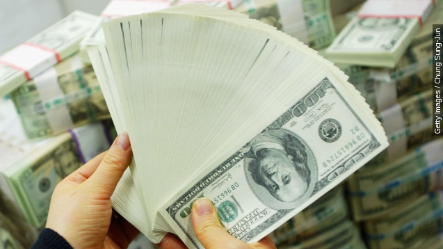 What to do with your piles of cash after winning The Powerball