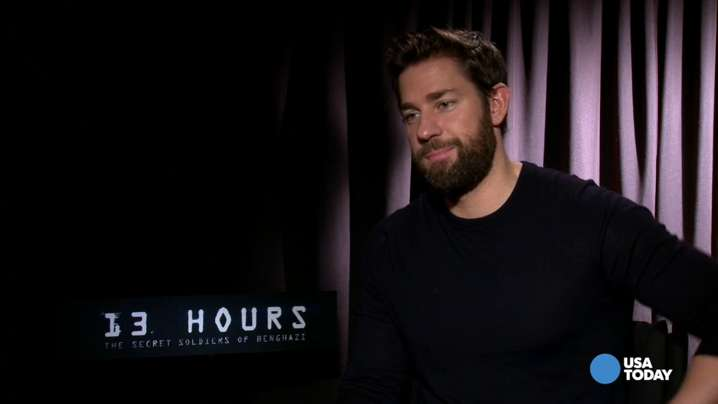 John Krasinski's buffness gets him 'no respect'