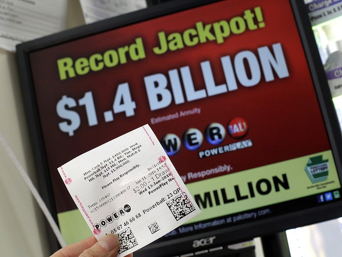 5 things more likely to happen than winning the powerball
