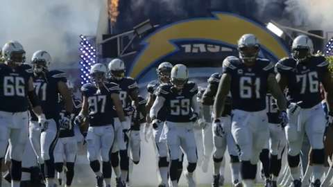 NFL committee recommends Chargers-Raiders project