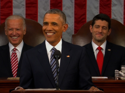 Obama To Congress: We Might Surprise Cynics