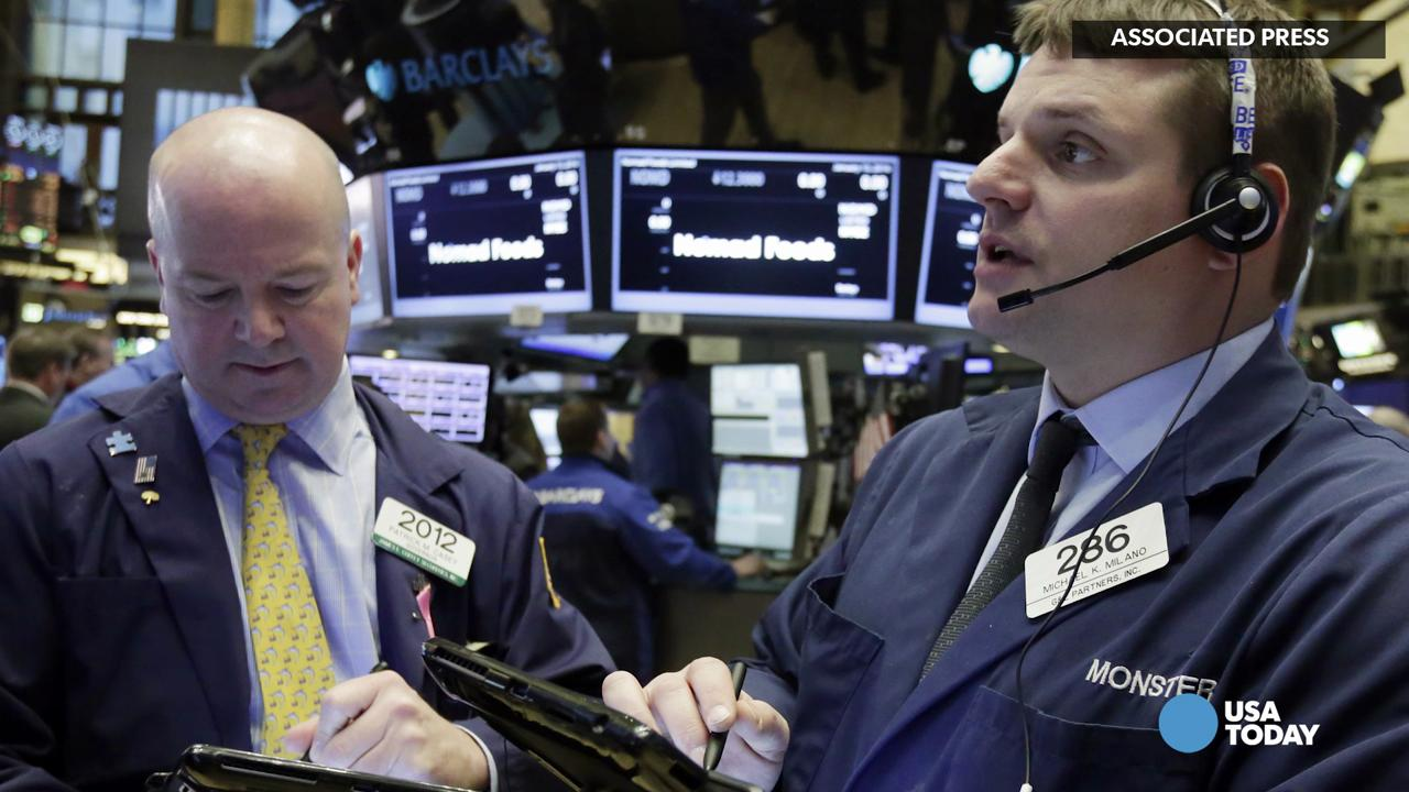 Stocks see-saw to start 2016 | America's Markets