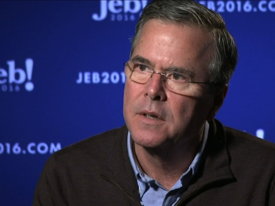 Jeb Bush: Conservative Cause 'Hijacked' by Trump