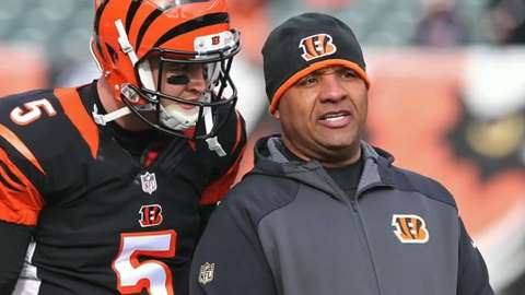 Browns hire Hue Jackson as head coach