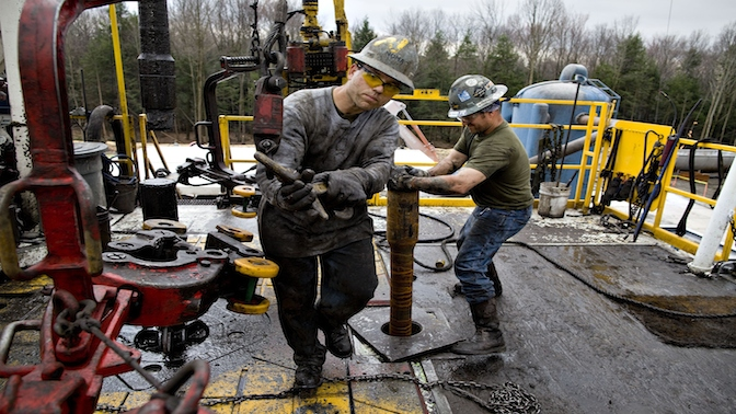 The ABCs of the Great Oil Rout