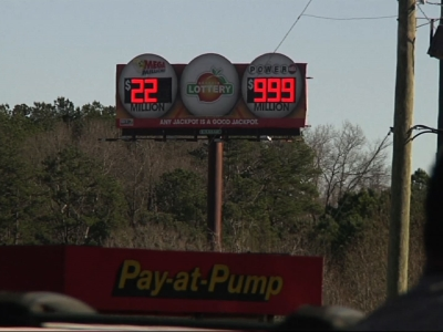 State-Line Powerball Ticket Sales Exploding