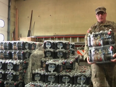 Natl. Guard arrives in Flint amid water crisis