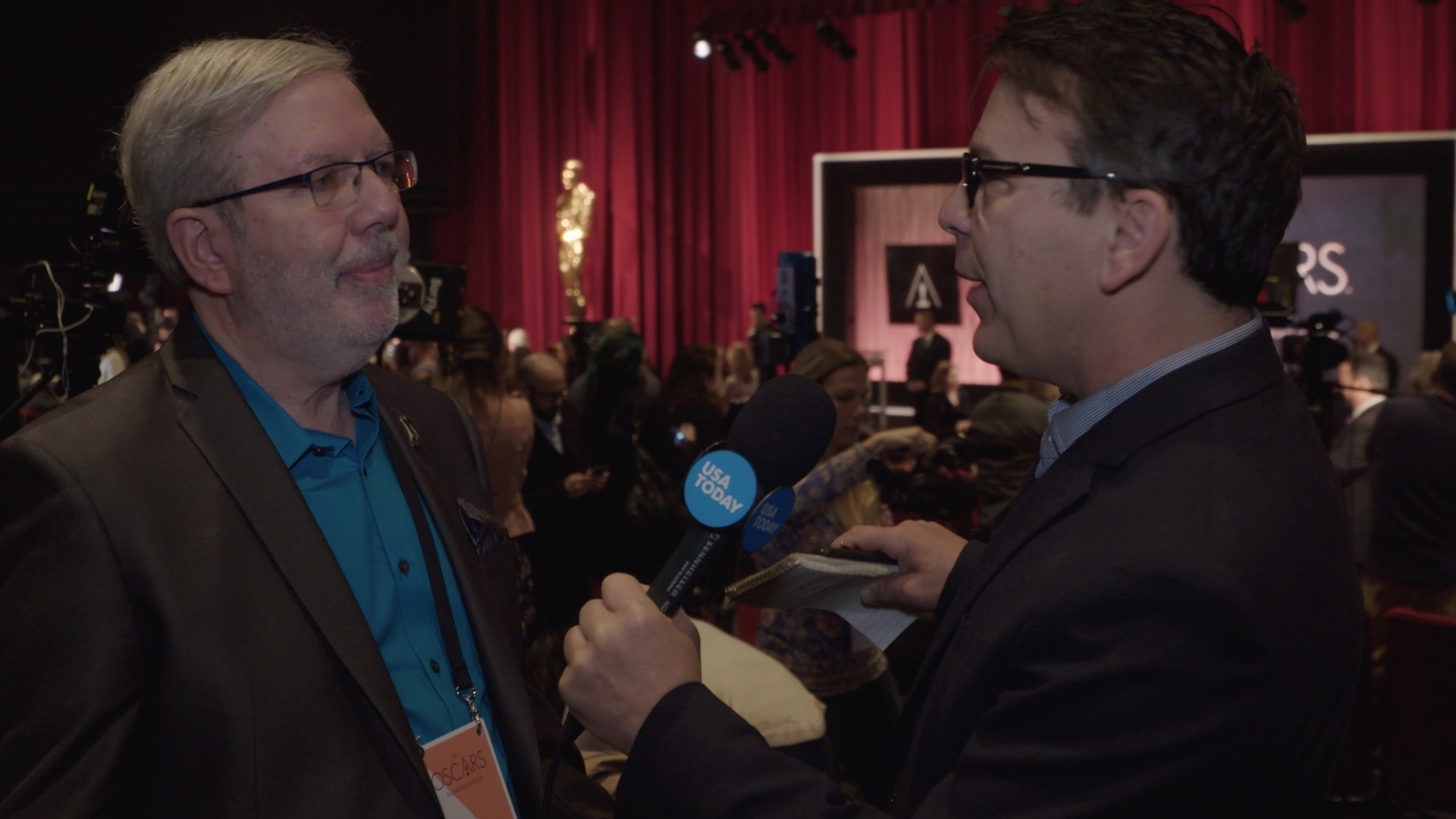 Film Critic Leonard Maltin weighs in on Oscars nominations