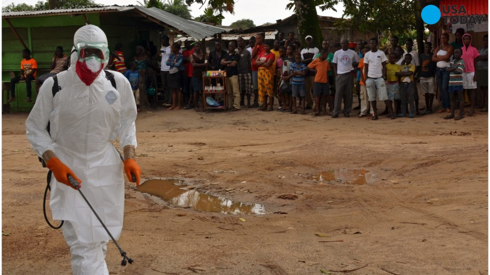 The deadliest ebola outbreak ever ended Thursday according to the World Health Organization. The end of the outbreak was declared when no new cases appeared in Liberia after 42 days, the threshold of days to end an outbreak.