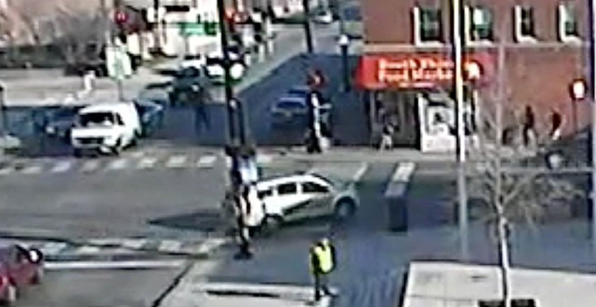 New video is released in death of Chicago teen fleeing police
