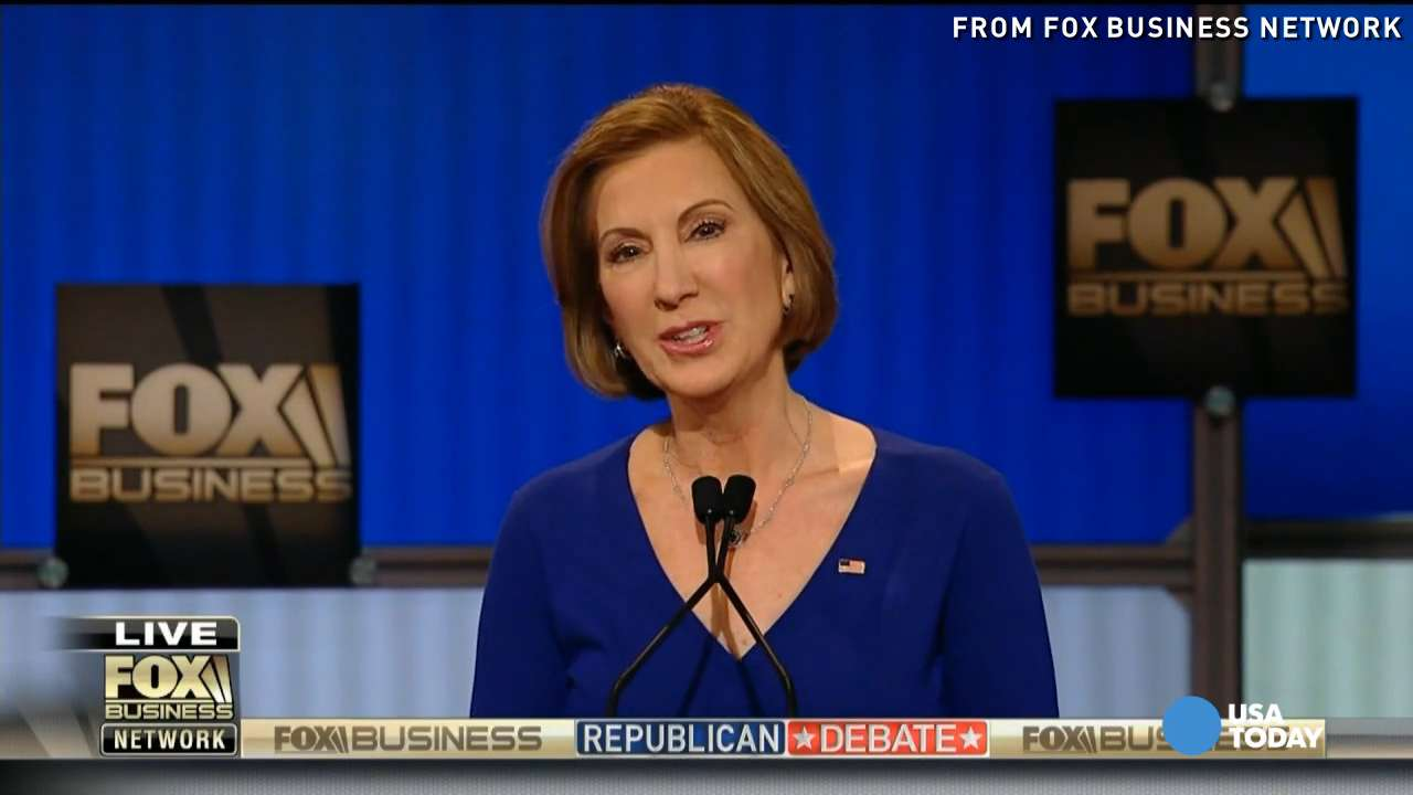 Best moments from the Fox Business undercard GOP debate