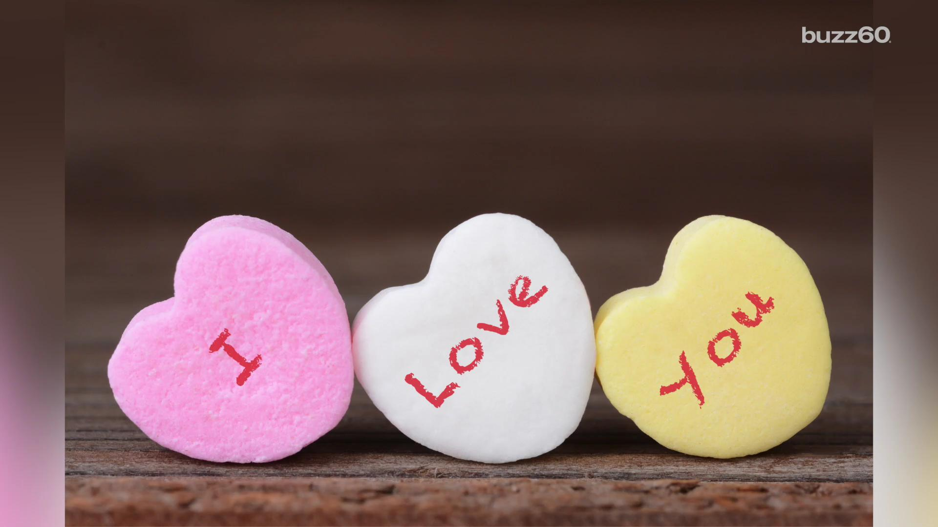 DIY tips to up your candy heart game this Valentine's Day