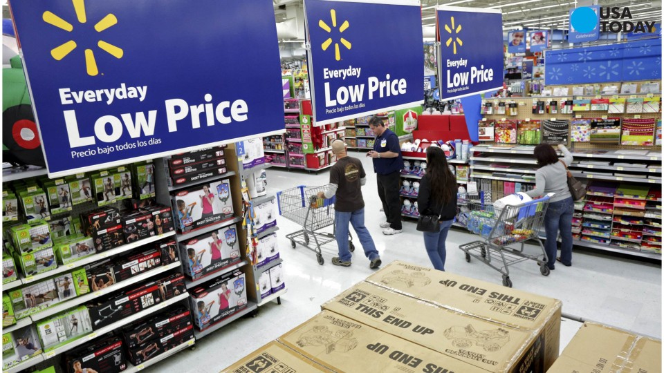 Wal-Mart pulls plug on underperforming stores