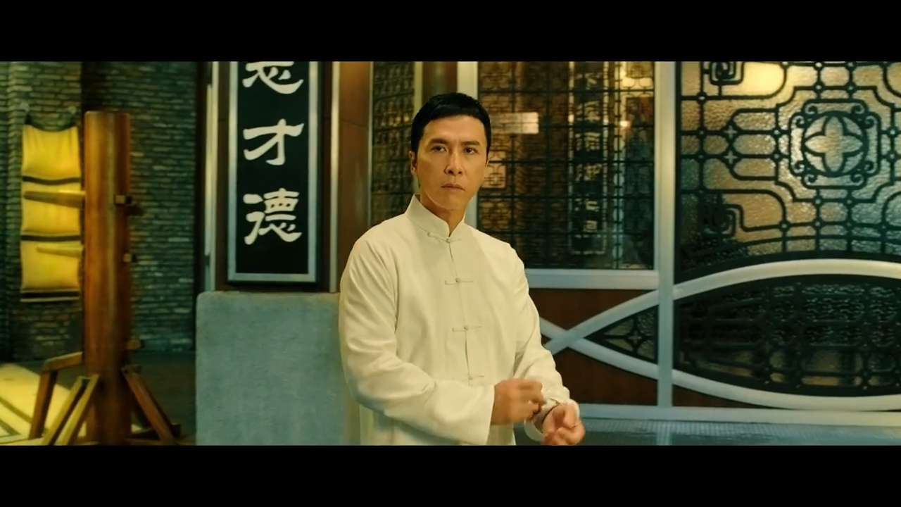 Trailer: 'Ip Man 3'