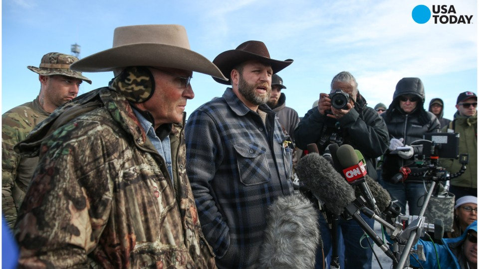 Oregon Armed Militia Announce Plans