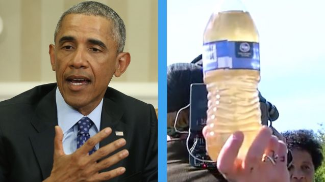 Obama declares emergency in Flint over contaminated water