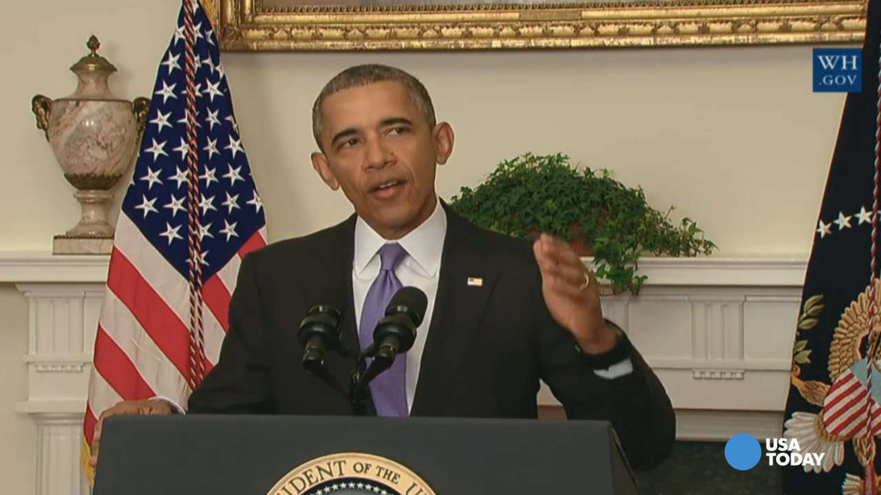 Obama: Iran nuclear deal makes world more secure