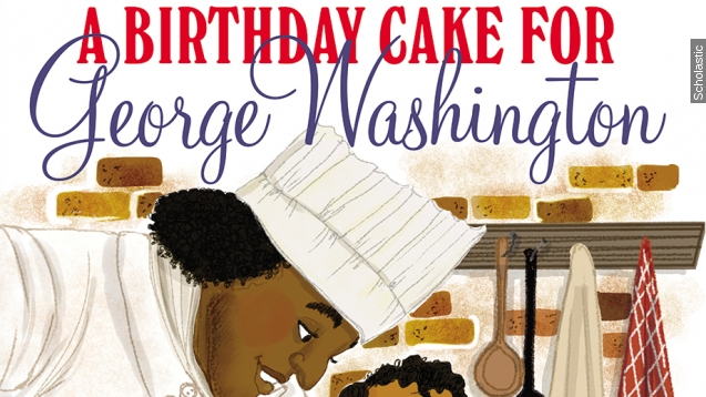 "The company received criticism for the portrayal of slavery in the children's book ""A Birthday Cake for George Washington."" Video provided by Newsy"