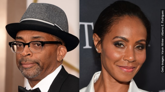 Spike Lee And Jada Pinkett Smith refuse to attend #OscarsSoWhite