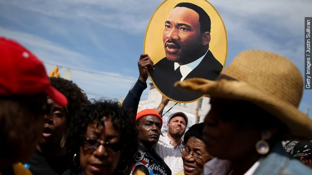 It's easy to quote from King's more agreeable speeches, but the civil rights leader stood for more than what's in his most iconic public address. Video provided by Newsy