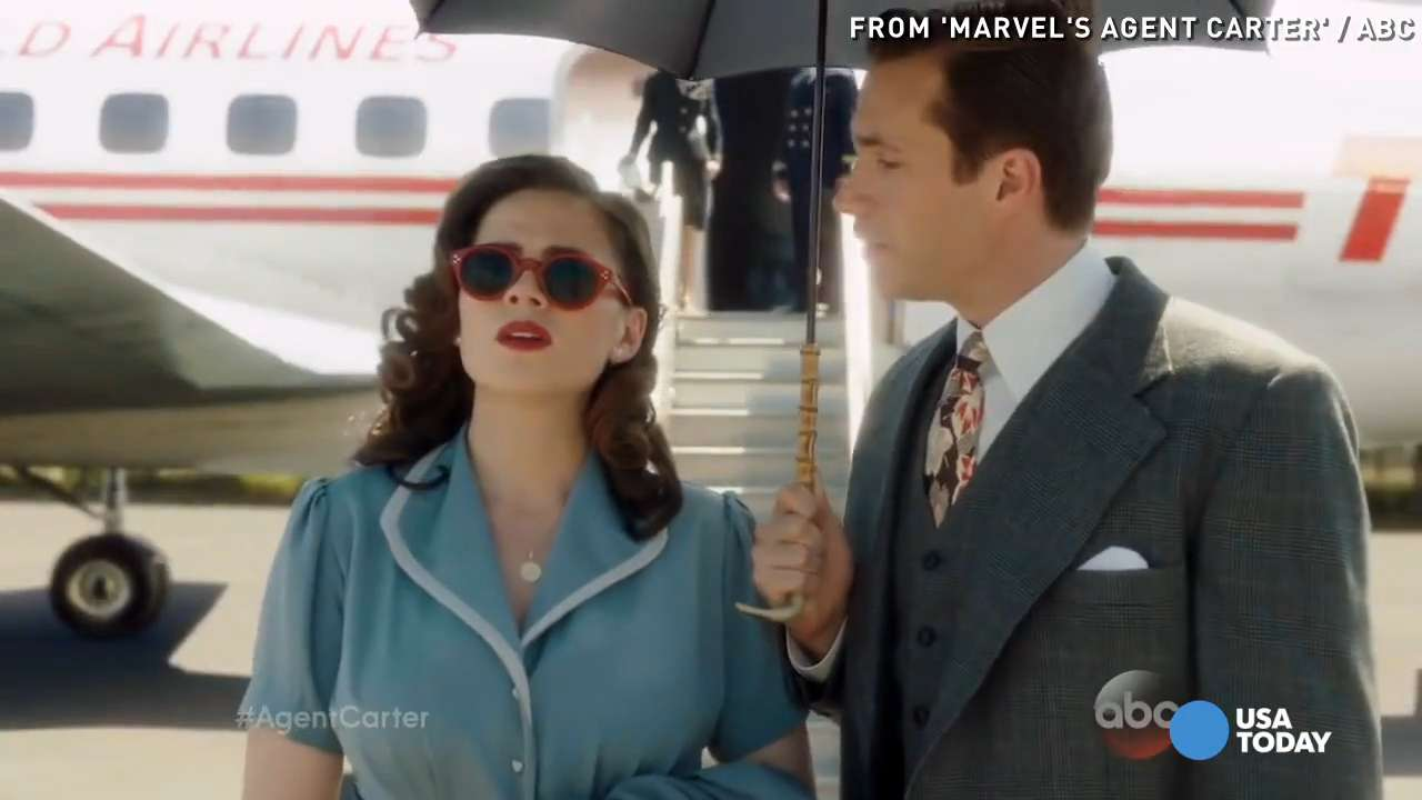 USA TODAY's Robert Bianco previews 'Agent Carter', which premieres its second season Tuesday, January 19.