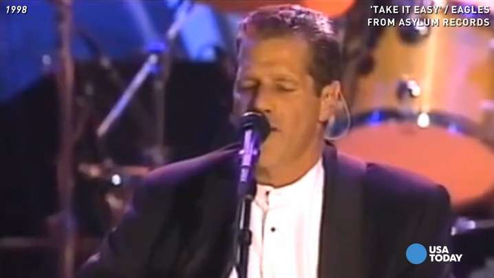 Eagles founder Glenn Frey dies at age 67