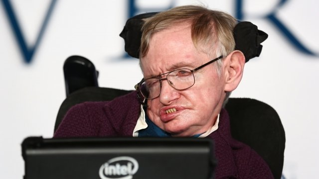 Stephen Hawking: The human race is in danger, and it's our own fault